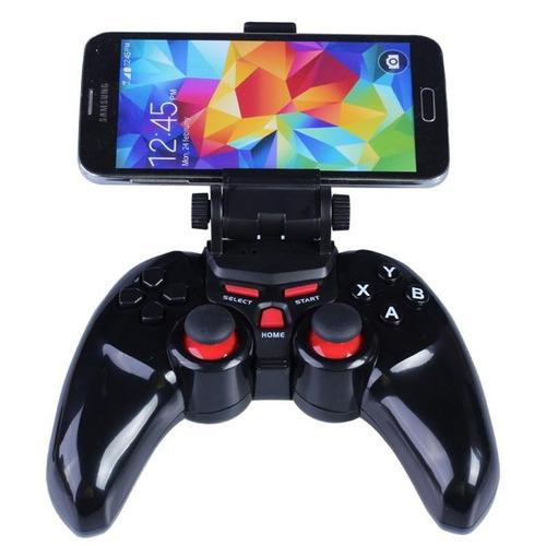 control inalámbrico bluetooth juegos joystick gamepad