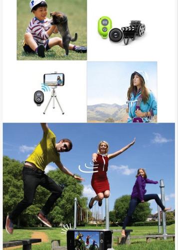 control inalámbrico de fotos  para selfies