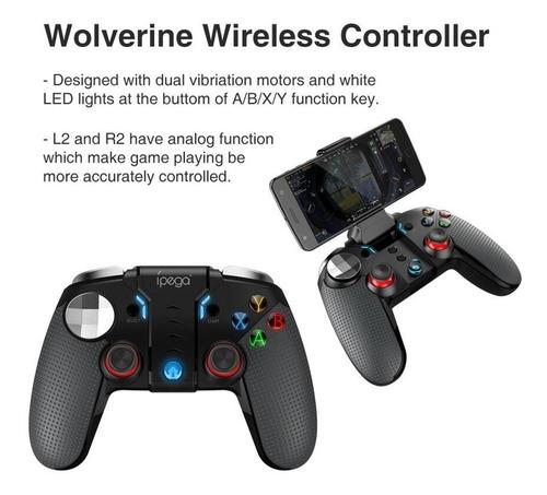 control ipega pg 9099 wolverine wireless controller bluetoot