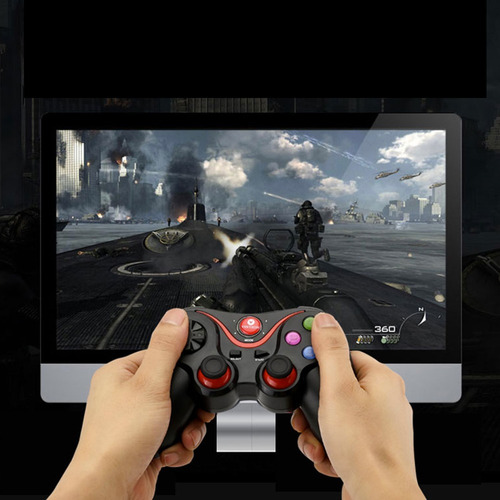 control joystick bluetooth celular android pc