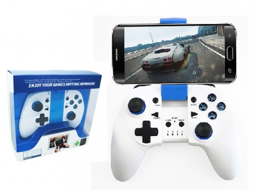 control joystick celular inalambrico android, tablet, ios