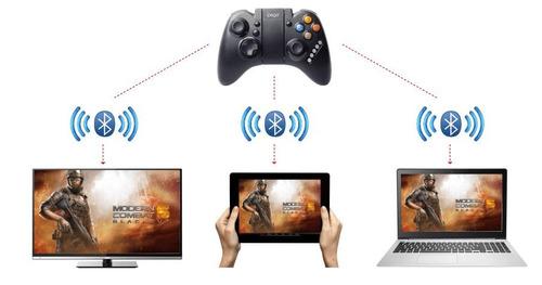 control joystick gamepad bluetooth ipega android iphone y +