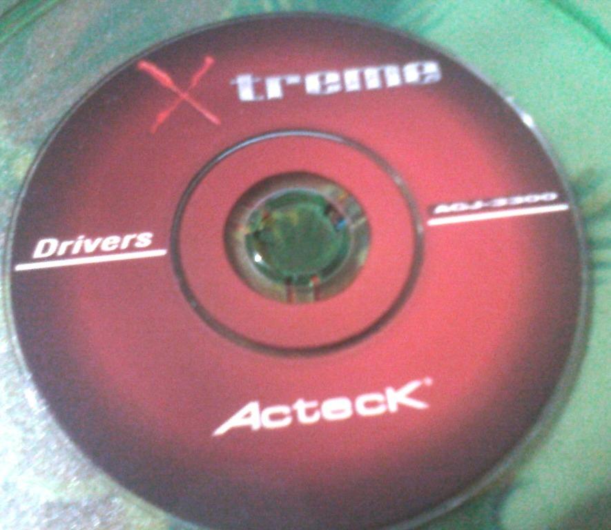 CONTROL ACTECK AGJ-3300 DRIVERS FOR MAC DOWNLOAD
