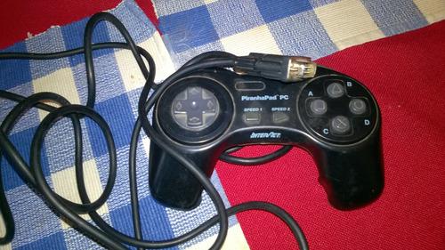 control juegos gamepad  pc  puerto da15 15 pines