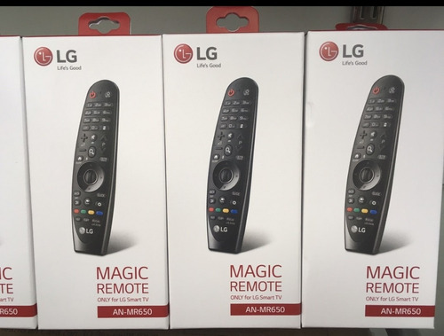 control lg magic 2016 ref. an-mr650 nuevos originales