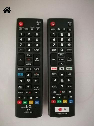 control lg  smart / netflix