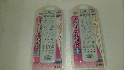 control lg universal para tv lcd dvd blu ray