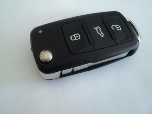 control llave carcasa volkswagen no incluye chip envio grati