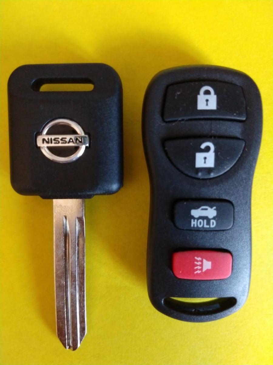 fad3cbe58 control llave nissan sentra 2007 2008 2009 2010 2011 2012. Cargando zoom.