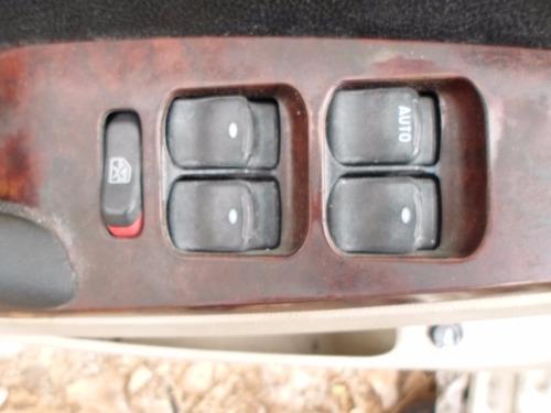 control maestro vidrios eléctricos pontiac g6 09