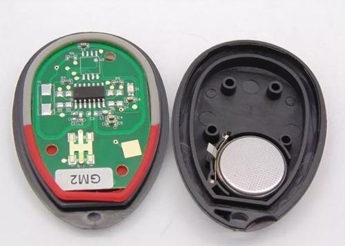 control mando a distancia chevrolet colorado para programar