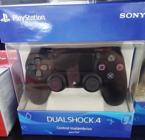 control mando joystick playstation ps4 inalambrico sony game
