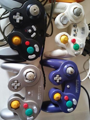 control mando palanca nintendo gamecube wiiu switch original