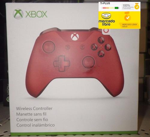control / mando xbox one s nuevo modelo 2017 caja sellada