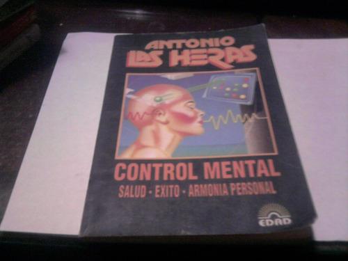 control mental antonio las heras