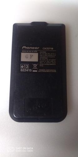 control mini pioneer cxc5719 radio carro usa batería cr2025.