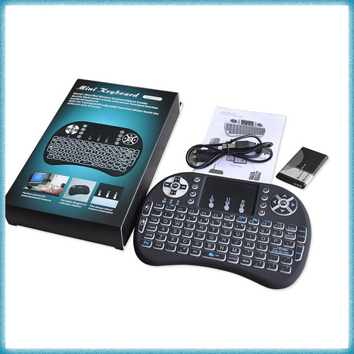 control mouse teclado