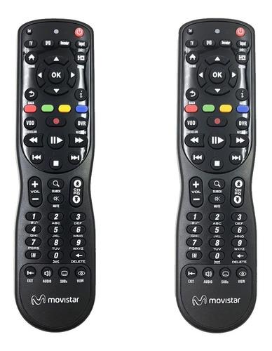control movistar hd tv negro decodificador sabana grande