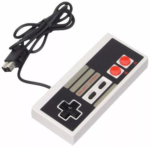 control nintendo clasic + extension cable 2.0 metros