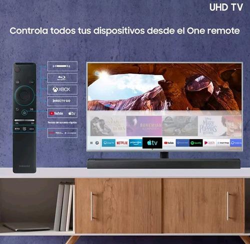 control one remote samsung original smart tv nuevo