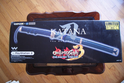 control onimusha sword ps2