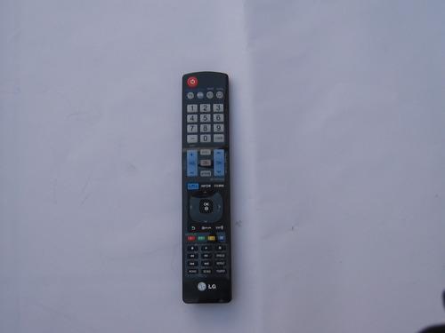 control original lg smart 3d con boton netflix nuevo