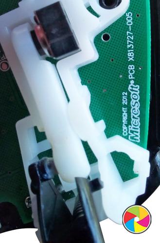 control original xbox 360  alámbrico microsoft