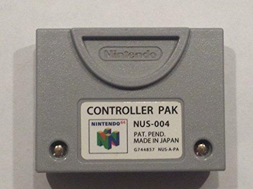 control pack n 64