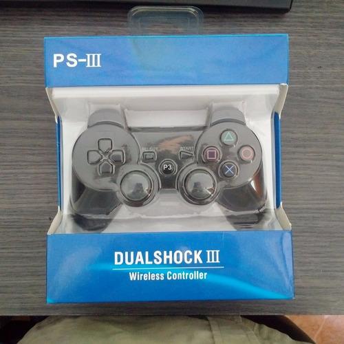 control palanca sony ps3 playstation 3 - dualshock generica