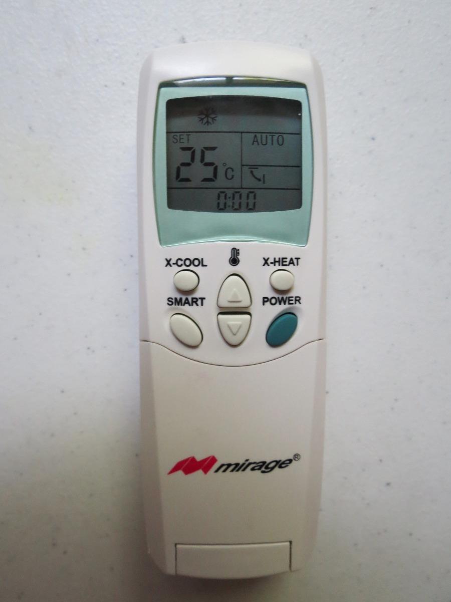 Control universal para aire acondicionado mirage 599 - Humidificador para aire acondicionado ...