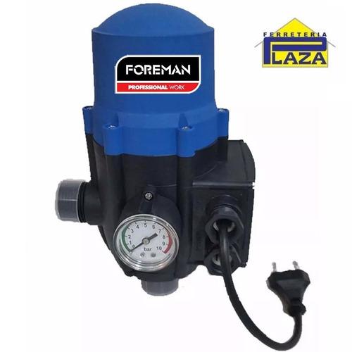 control para bombas automático press control foreman