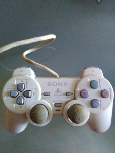 control para playstation 1 usado febrero2019