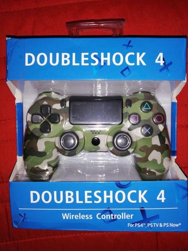 control para ps4 doubleshock (genérico) inalambrico.