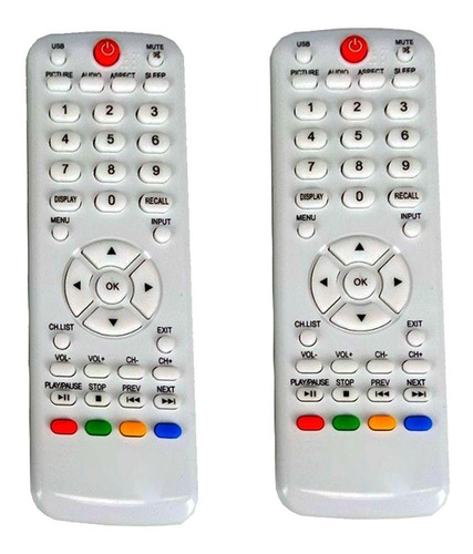 control para tv lcd htr-250 sabana grande