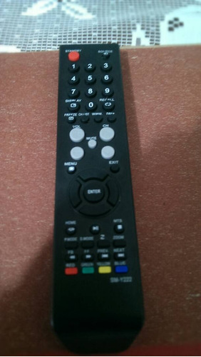 control para tv lcd/led cyrbelux