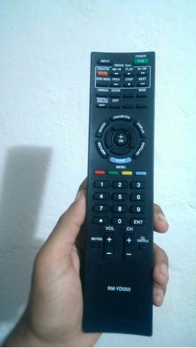 control para tv lcd/led sony bravia
