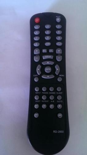 control para tv sankey - premium lcd y led