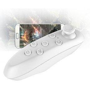control para vr box celulares bluetooth blanco