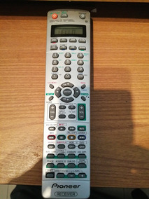 Control Pioneer Receiver Xxd 3129 Pantalla Lcd
