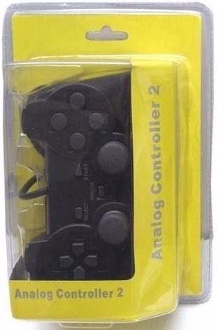 control play station 2 dual shock blister nuevo generico