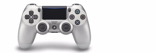 control play station 4 dualshock 4 new wireless - silver