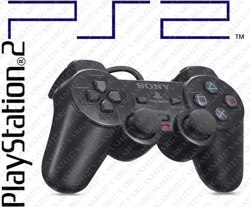 control play station ps2