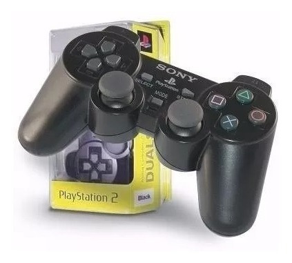 control playstation 2 inalambrico