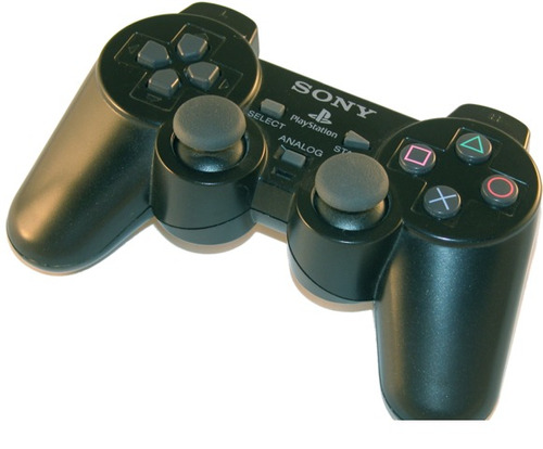 control playstation 2 inalambrico sony en  blister original