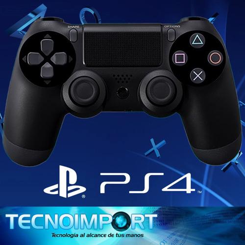control playstation 4 generio dualshock 4 alambrico cable 3m