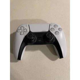 Control Playstation 5 Nuevo Sin Uso. Blanco