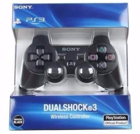 control playstation play 3 sixaxis inalambrico dualshock