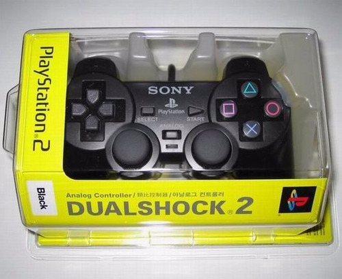 control playstation ps2