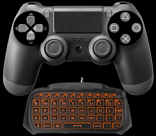 control playstation ps4