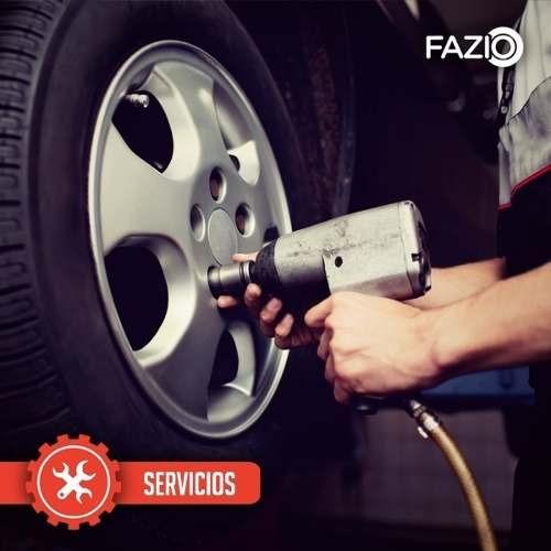 control pre vtv en fazio - chequea tu auto c/turno fazio pal